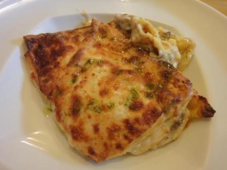 lasagne stracchino