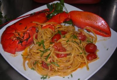 linguine all astice