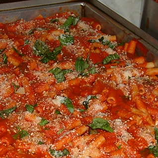 Maccheroni all'Ischitana