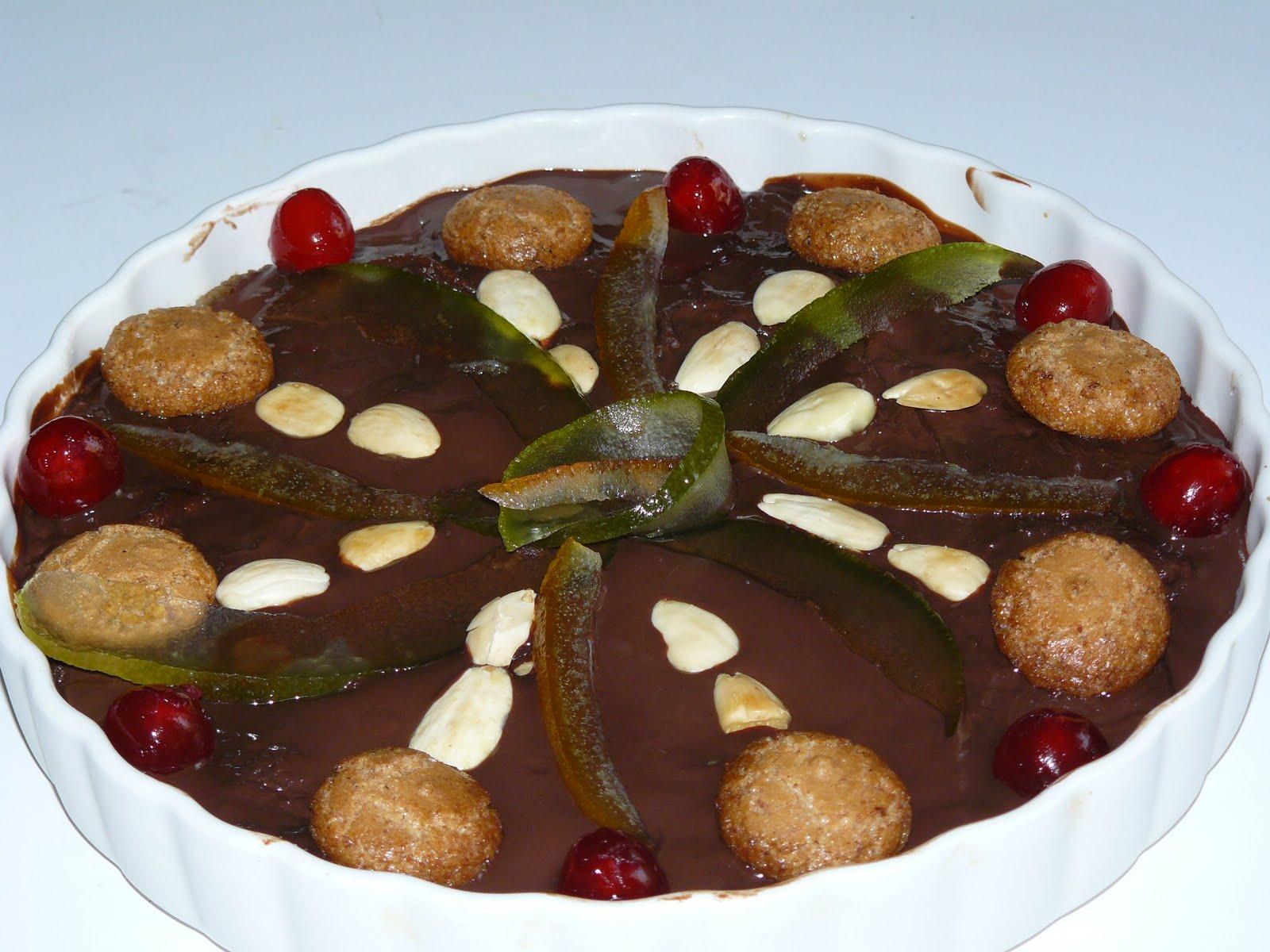 melanzane cioccolato