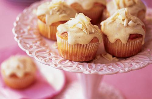 muffin al cioccolato bianco ricetta