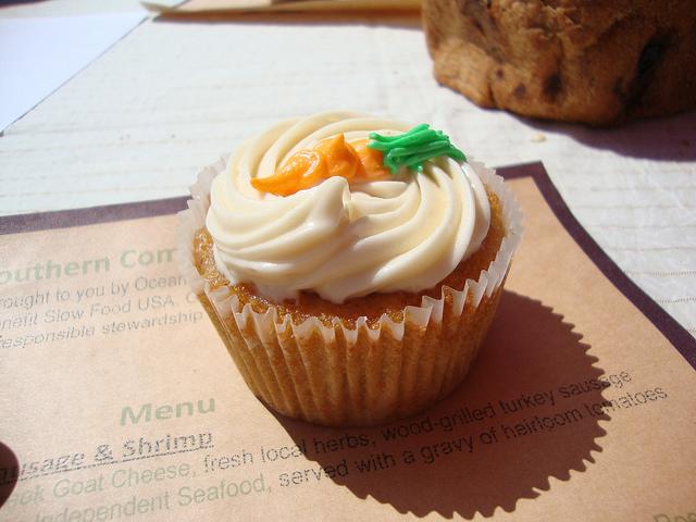 muffin alle carote ricetta