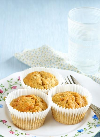 muffin alle mele ricetta light