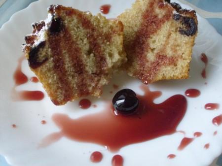 muffin amarene