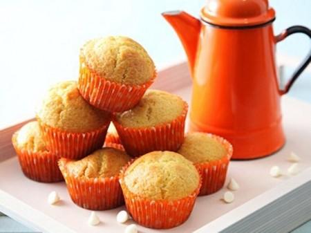 muffin arancia celiaci