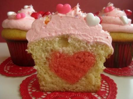 muffin cuore