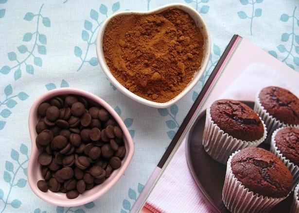 muffin gocce cioccolato celiaci