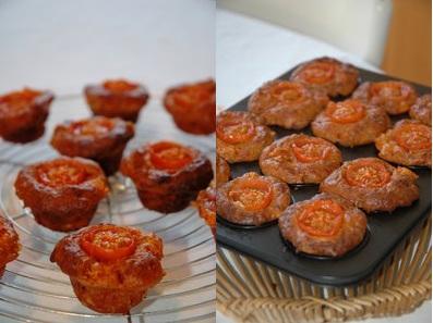 muffin pizzaiola
