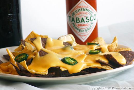 nachos peperoncini