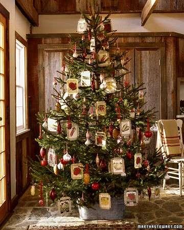 Albero Di Natale Con Foto.Albero Di Natale