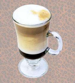 bicchiere irish coffee