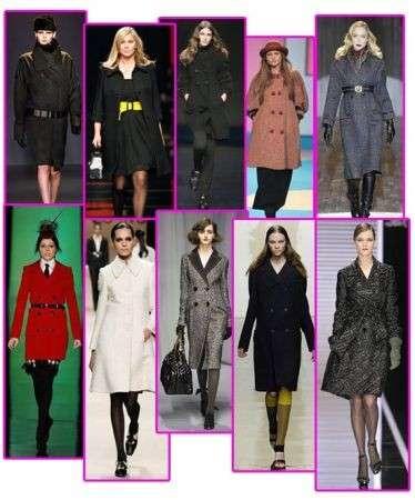 Cappotti alla moda