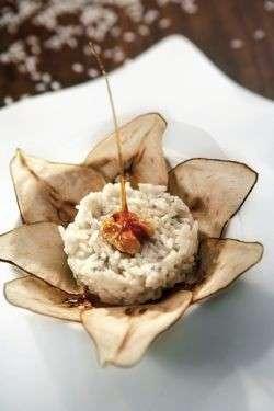 risotto con gorgonzola