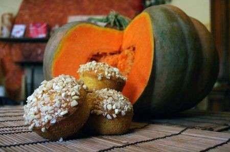 muffin e zucca