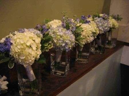 Ortensie in bouquet