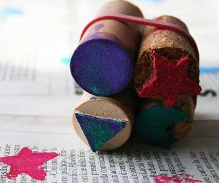Timbrini colorati