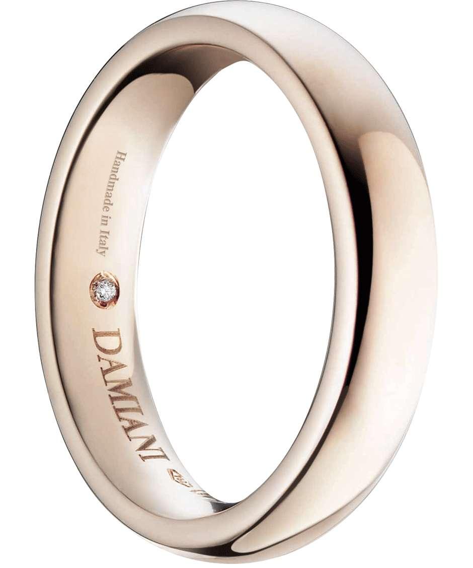 Fede nuziale Damiani classica diamante