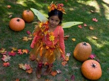Costumi di Halloween autunno