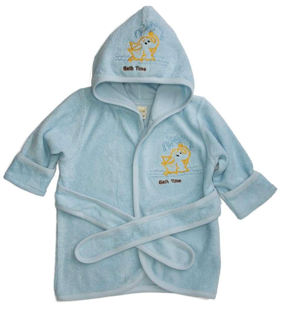 Corredino neonato accappatoio