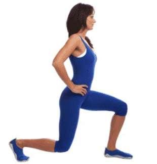 Esercizi per gambe per allungare i muscoli