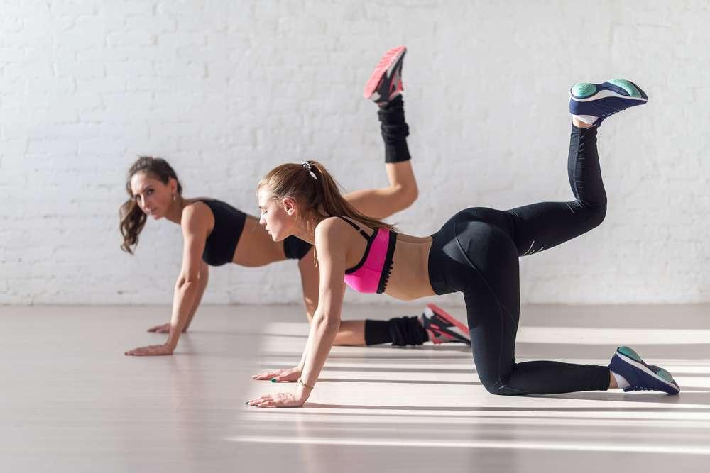 Esercizi per tonificare gambe e glutei