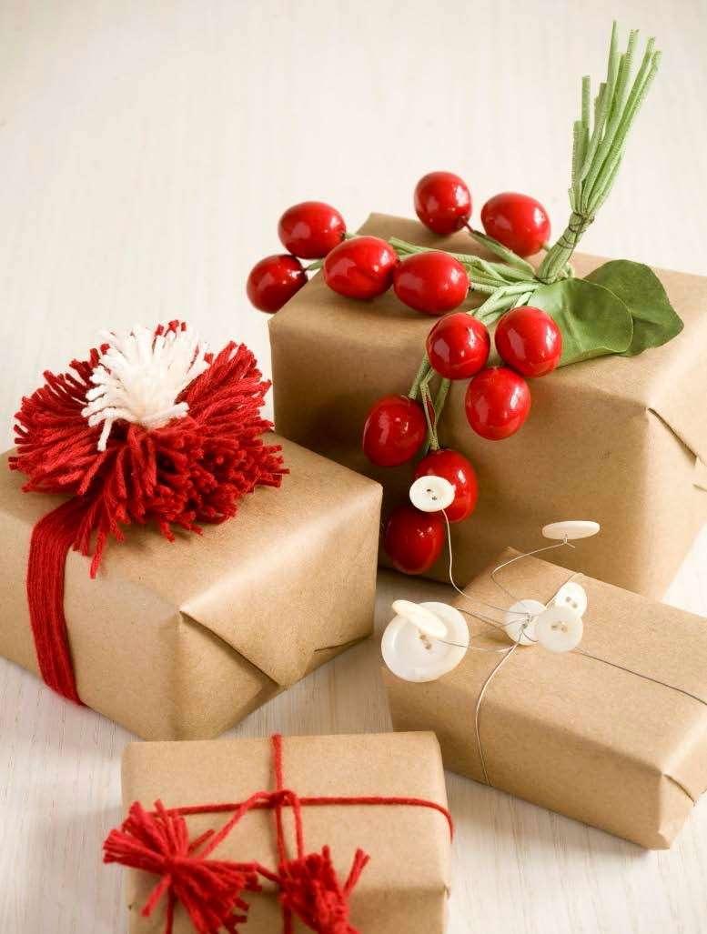 Come Fare Pacchetti Natalizi confezioni regalo di natale fai da te, idee originali