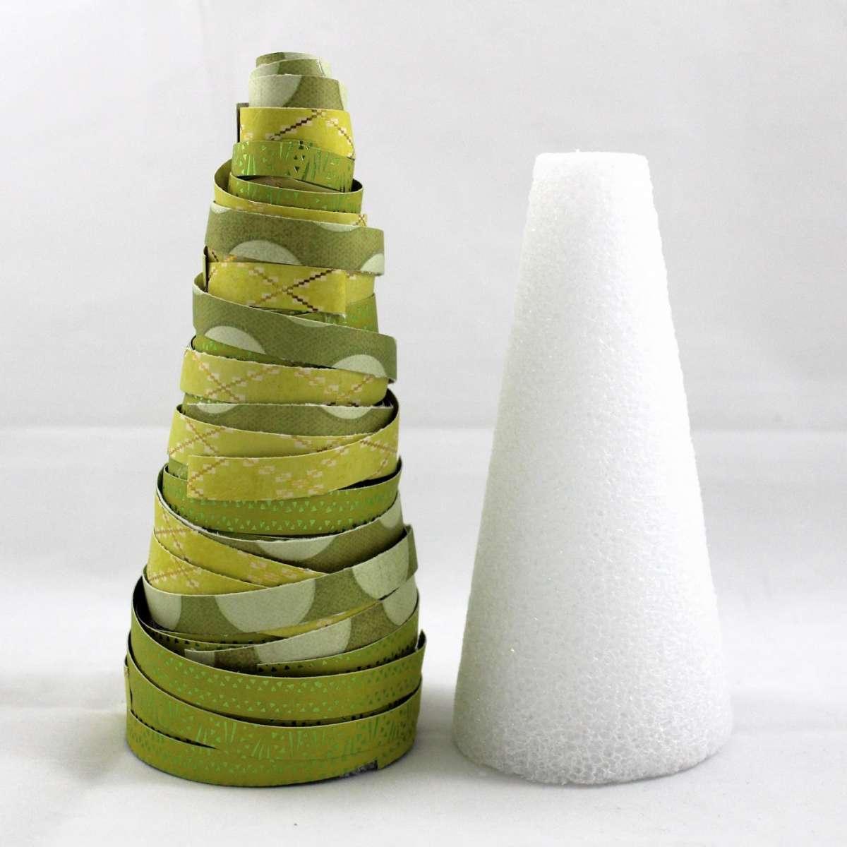 Decorazioni natalizie albero candela