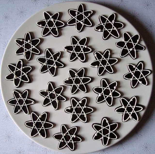 Al cacao con glassa la cioccolato