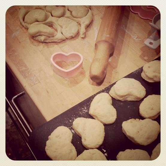 Biscotti con pasta frolla classici per i bambini