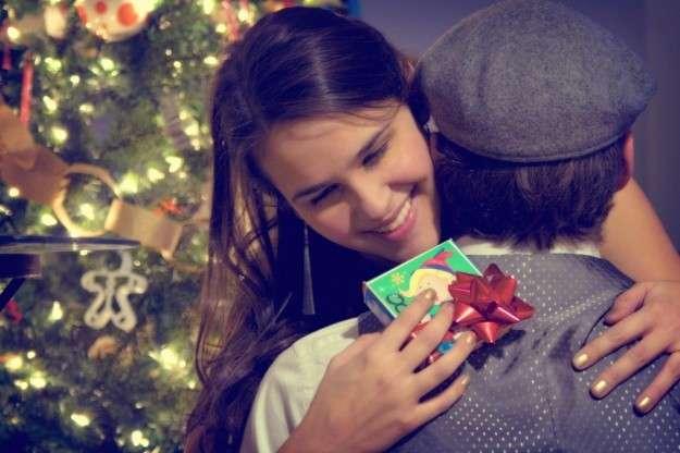 Frasi d'amore come regalo per Natale