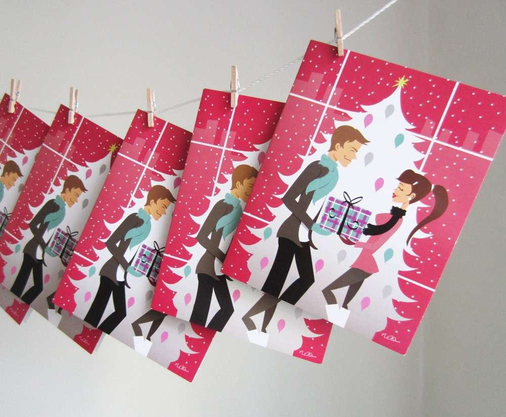 Frasi d'amore per gli auguri di coppia a Natale