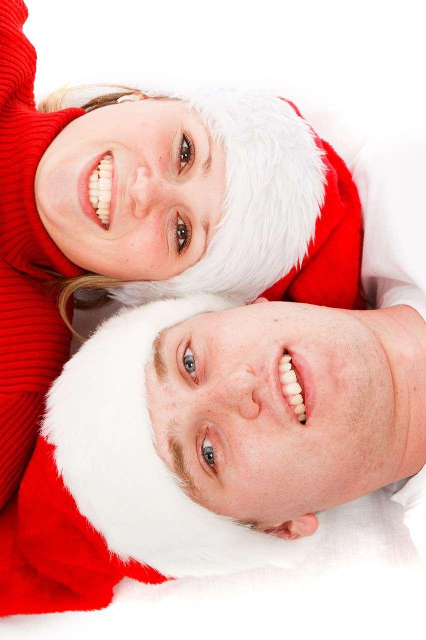 Frasi d'amore per la  coppia a Natale