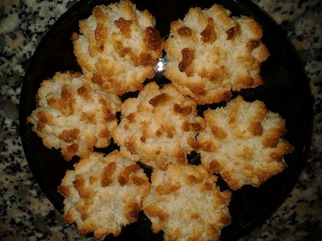 Biscotti al cocco deliziosi