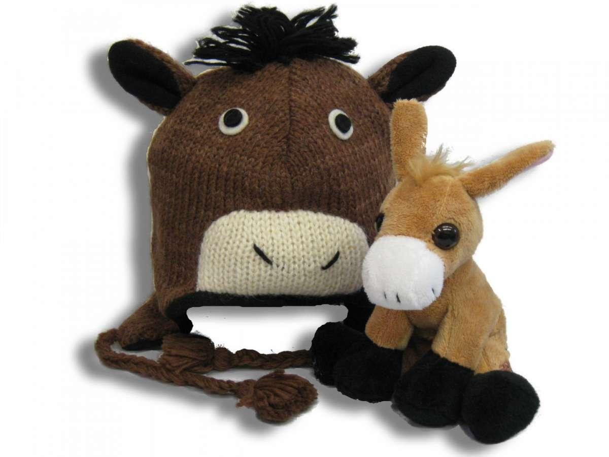 Cappello in lana per bambini