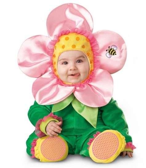 Fiore per neonato
