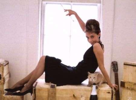 Il tubino nero di Audrey Hepburn