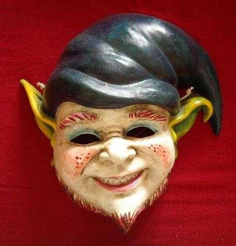 Maschera da folletto