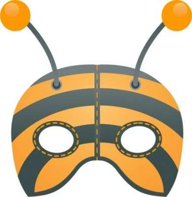 Mascherina da insetto