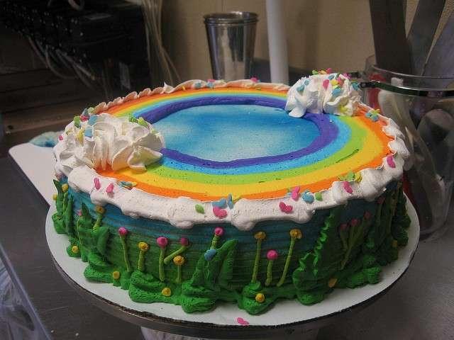 Squisita Torta Arlecchino
