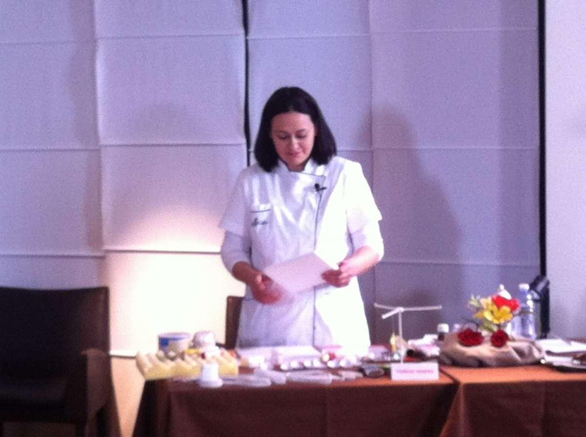 Teresa Insero spiega i trucchi del mestiere