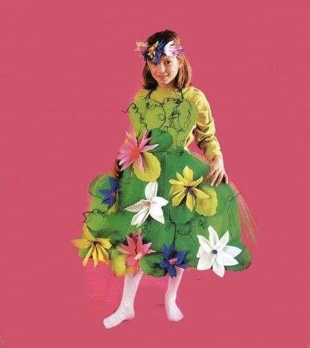 Vestiti di Carnevale fai da te per bambini