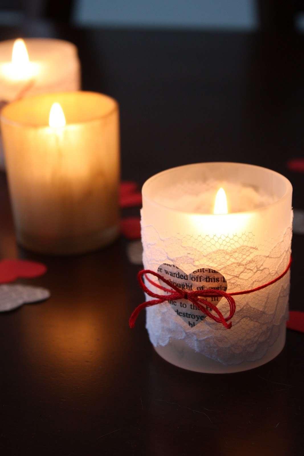 Candela di San Valentino