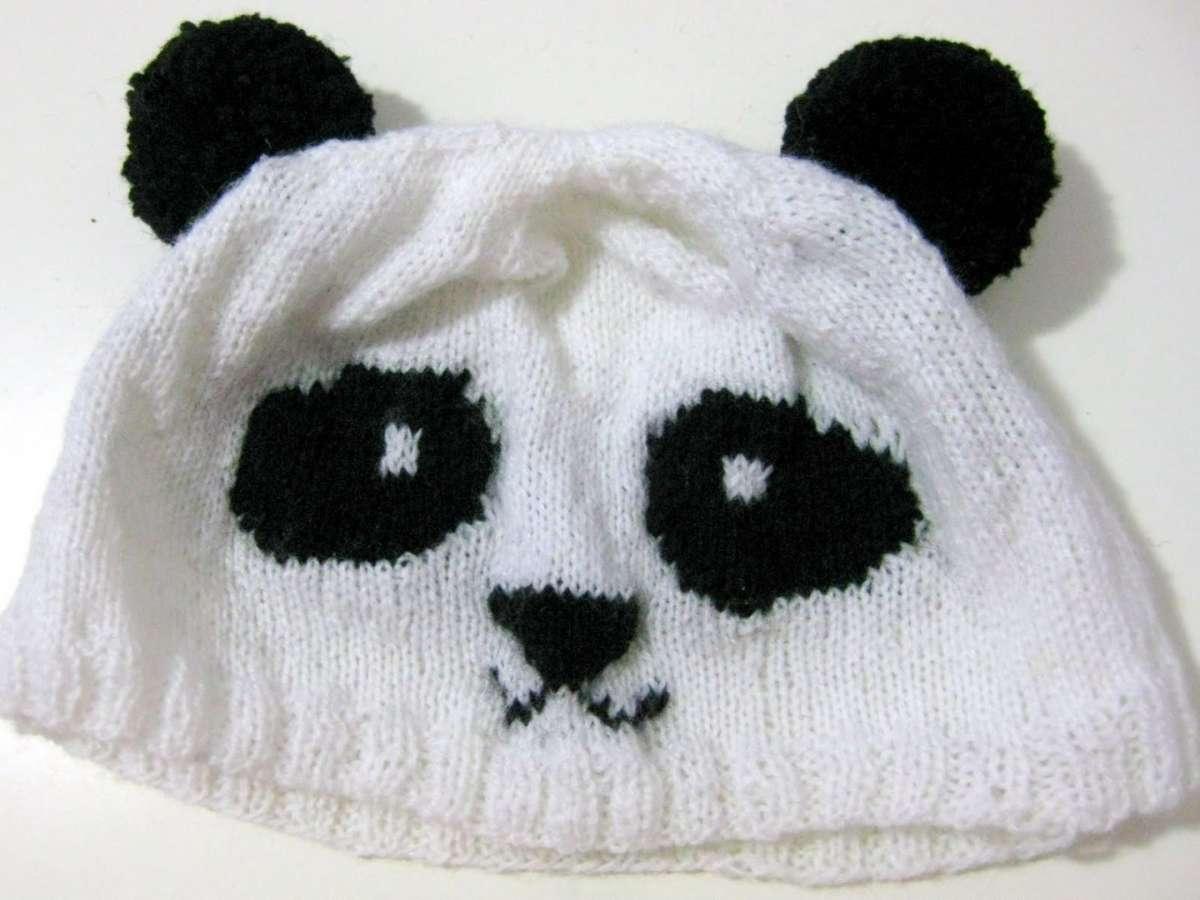 Cappello da Panda