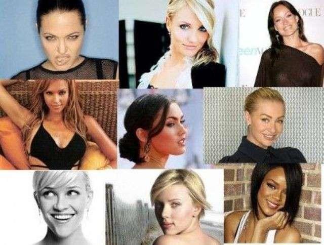 Donne più belle del mondo