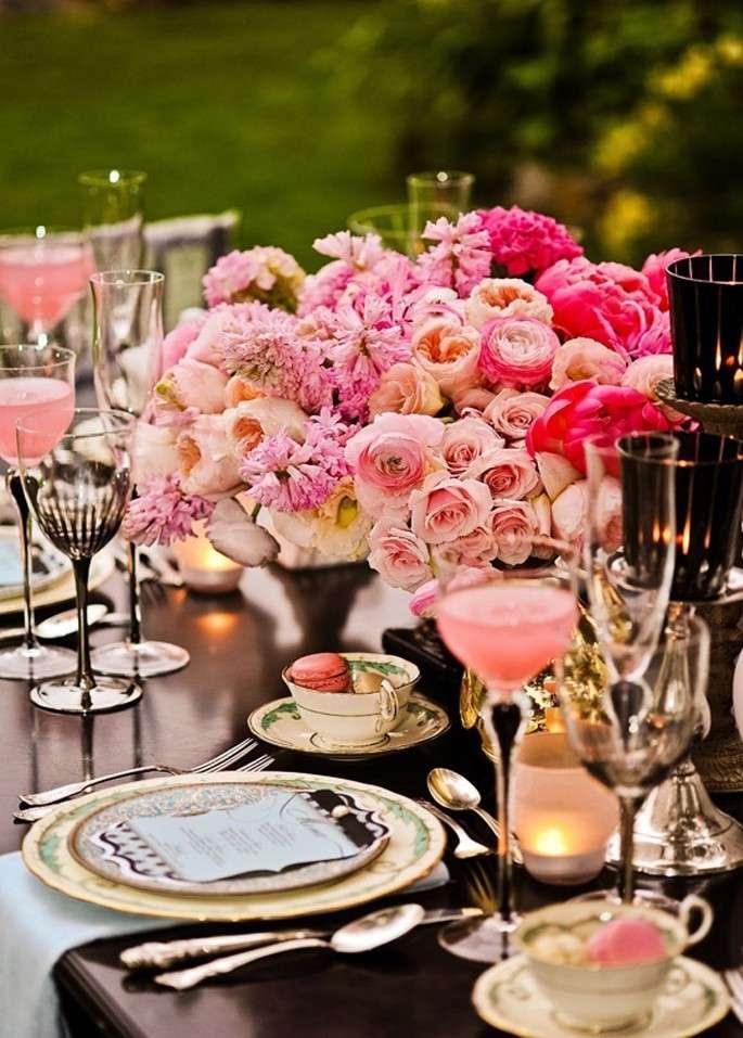 Giallo e rosa per la festa della donna