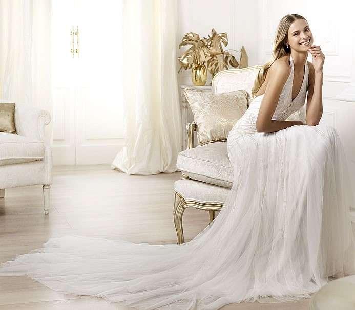 Abito da sposa Pronovias 2014 modello Lacey