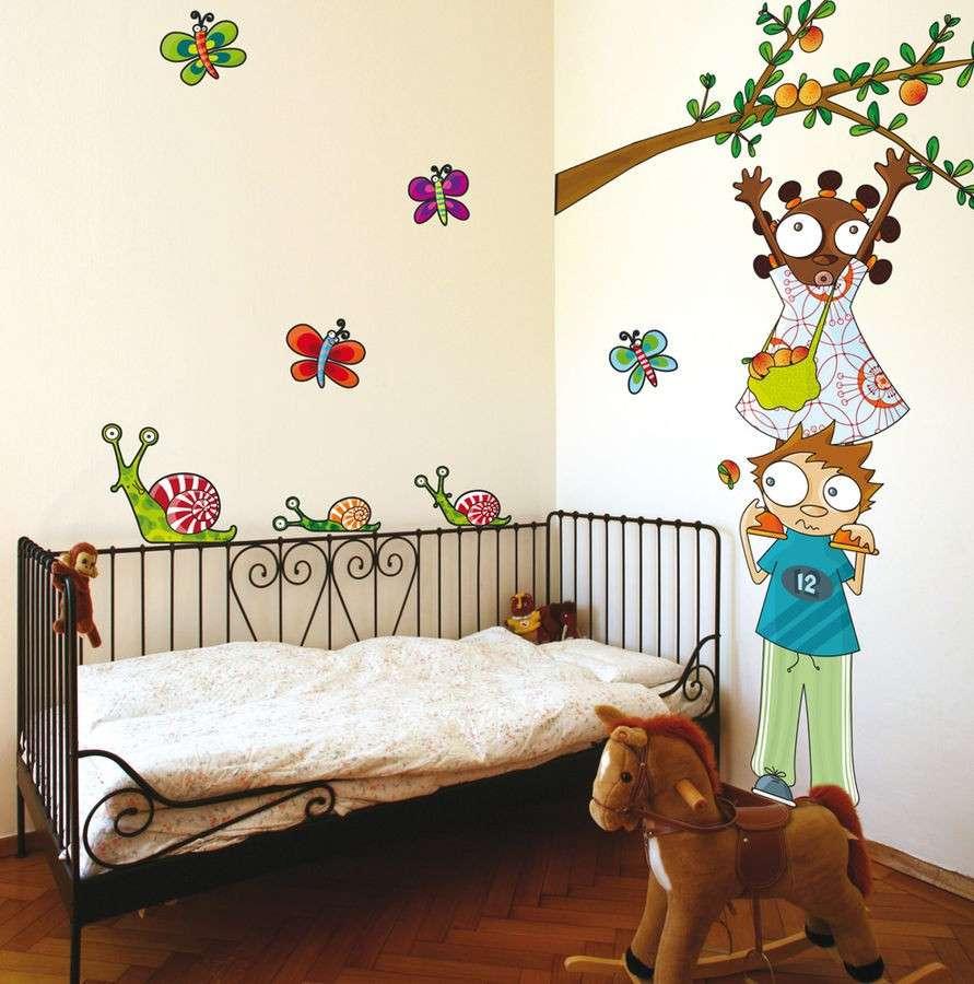 Adesivi da parete per bambini