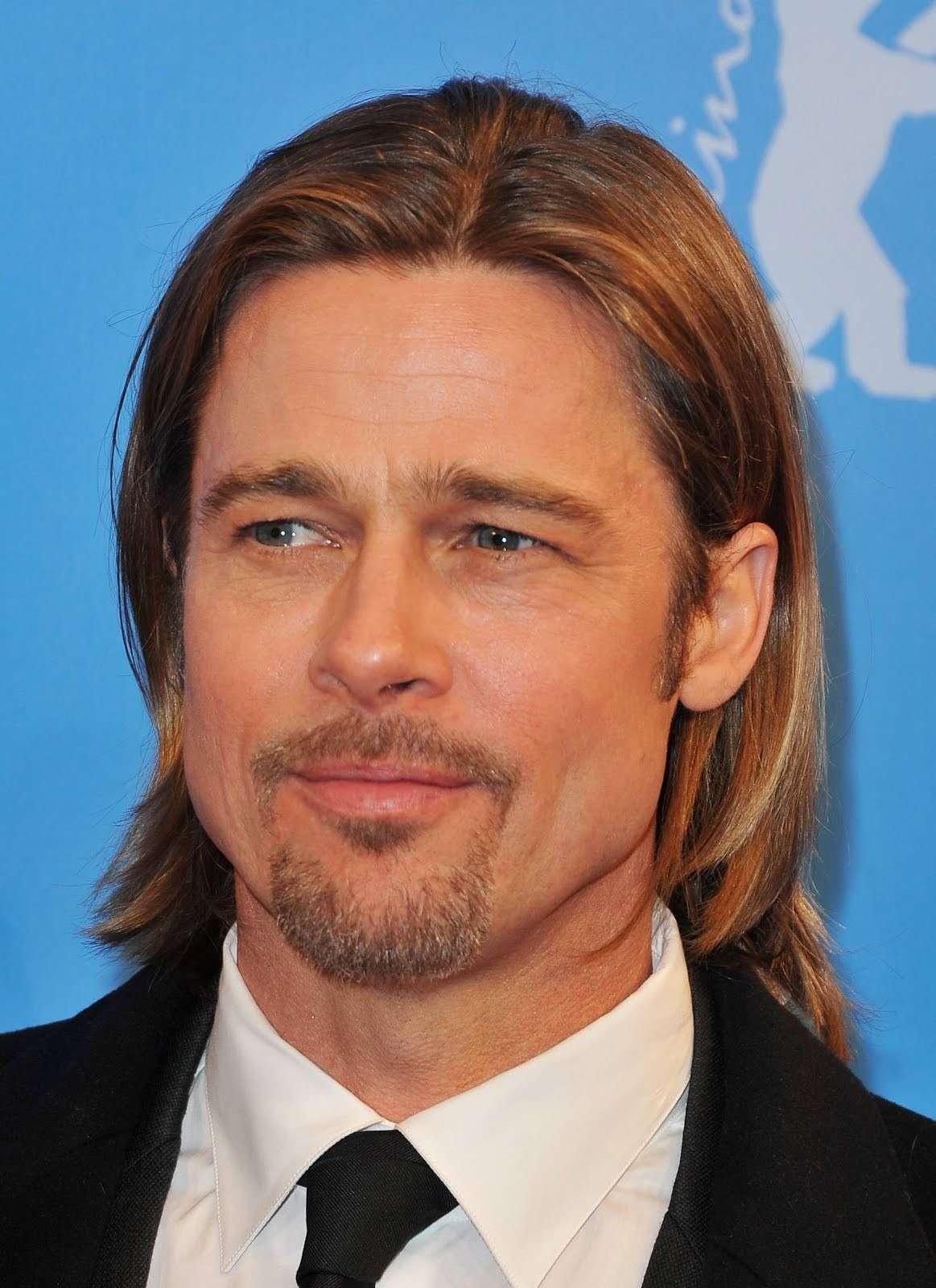Brad Pitt papà
