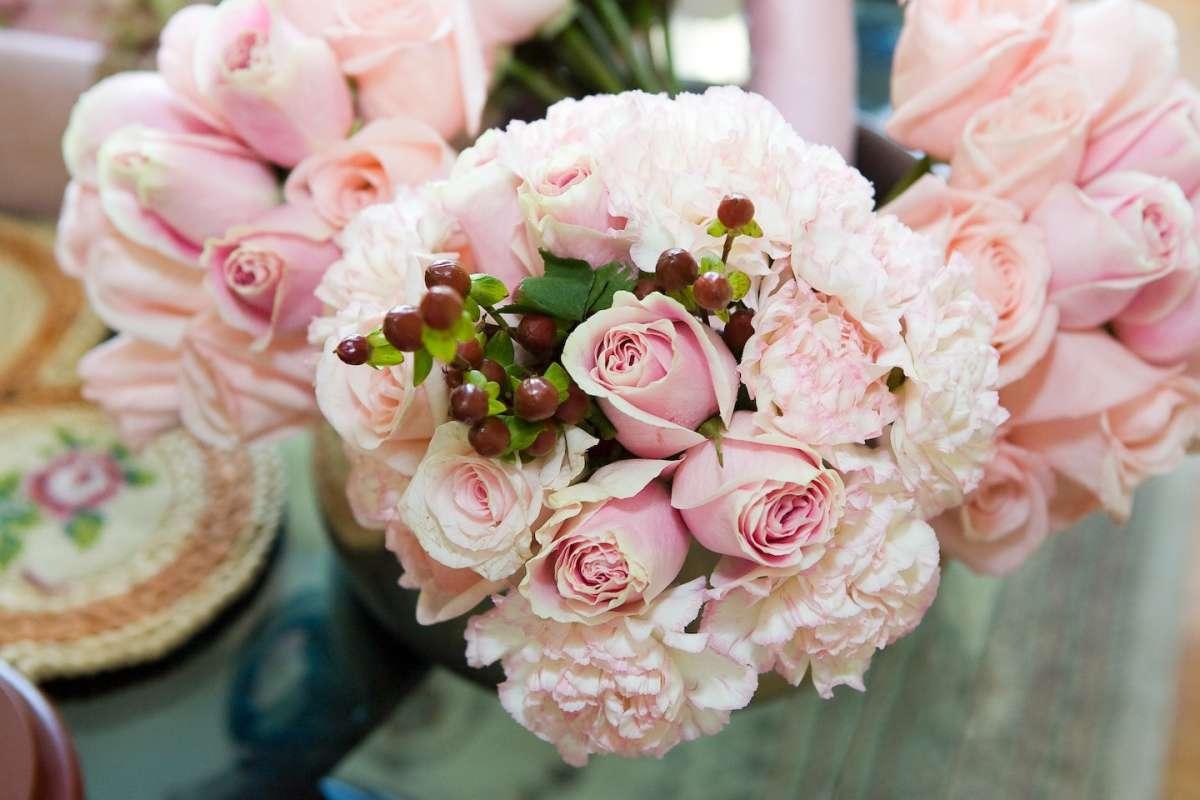 Fiori rosa e chic
