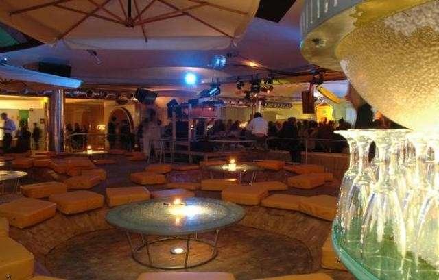 La discoteca Art Cafè